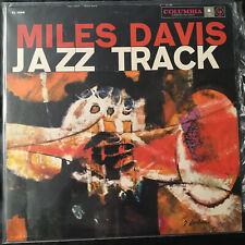 Miles Davis JAZZ TRACK Columbia Six Eye Mono CL 1268 NM Vinyl LP Record
