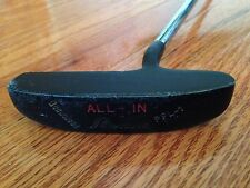 Vintage Beauwood ALL-IN Perfectionist PFL-1 putter, 34.5""