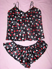 Fredericks of Hollywood Cami & Shorts Set NWT Medium