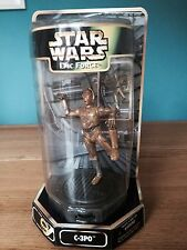Star Wars Epic Force C-3PO Action Figure - Mint in box