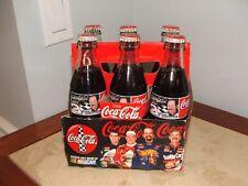 Coke Bottle Full: 6 pack  1999 Coca-Cola Racing Family Dale Earnhardt #  3