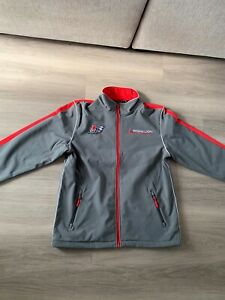 Brand New Le Mans 24hrs Rebellion Racing Soft-shell Team Jacket Size L