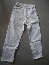 Pantalon  CALVIN KLEIN beige mastic taille W30