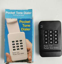 Vintage Pocket Phone Dialer Rem-Con