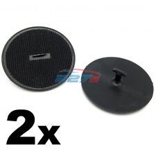 2x Floor Mat Clips for BMW and Mini Cars- Hook & Loop Carpet Fixings 07149166609