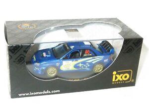 1/43 Subaru Impreza S11 WRC`05   Monza Rally 2005  #46 V.Rossi  / C.Cassina