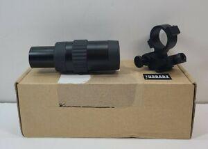 Feyachi M36 1.5X - 5X Red Dot Sight Optics Magnifier