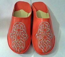 Orientalische Babouche Fes Damen Schuhe Abendschuhe Pantoffel Marokko ZINEB
