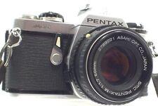 Cámara Slr Pentax Me Con Lente Pentax-M 50mm f/1.7 - S98