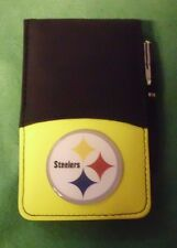 PITTSBURGH STEELERS Jotter. Notebook and Calculator Combo PEN INCLUDED