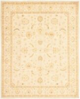 """Hand-Knotted Carpet 8'2"""" x 10'2"""" Traditional Oriental Wool Area Rug"""