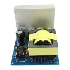500W DC 12V To AC 18V 160V~220V~380V Inverter 1.5A Pre-amplifier Boost Converter