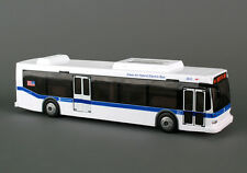 "NYC New York City Mta Metro Orion VII Low Floor Bus 1:43 Scale Daimler 11"" Long"