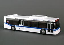 "NYC New York City Mta Metro Orion VII Low Floor Bus 1:43 Scale Daimler 11"" Long"