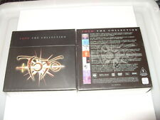 Toto The Collection  - 7 cd+dvd Box set  -2008 outer seal slightly broken