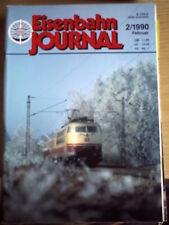 Eisenbahn Journal 2 1990 -- Reihe 1044 der OBB