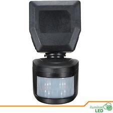 PIR Sensor Switch Detector Wall Mount Outdoor Adjustable Security Infrared 12M