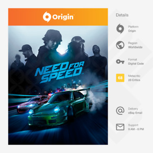 Need for Speed (PC) - Origin Key [GLOBAL, MULTI-LANG]