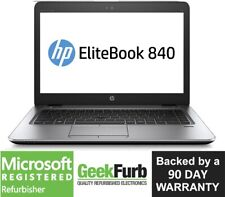 New listing Hp EliteBook 840 G3 Intel i5-6300U 2.40Ghz 16Gb Ram 512Gb Ssd Win 10 Pro Webcam