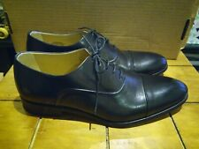 Mens Ace Marks Handcrafted Shoes 8.5 Made In Italy