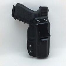 Black Kydex IWB holster RH Glock 17/22/31