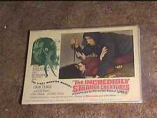 Incredibly Strange Creatures 1964 Lobby Card #1 Rare Horror