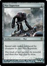 MYR SUPERION New Phyrexia MTG Artifact Creature — Myr RARE