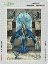 Ashlynn'S Companions Fairy Sticker Car Decal Amy Brown pixie faery faerie