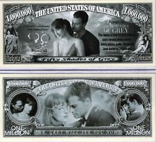 Fifty Shades of Grey  - The Movie Million Dollar Novelty Money