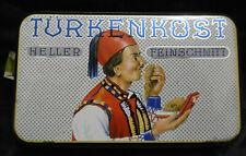 Türkenkost Originaldose inklusive Tabak (unbenutzt!)