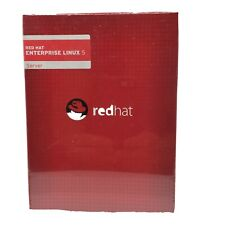 Red Hat Linux 5 Server Computer Applications Software