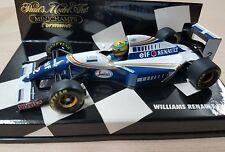 Ayrton Senna 1:43  MINICHAMPS WILLIAMS FW16 RENAULT