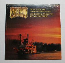 WILLIAM PERRY Mark Twain Classics OST Trobriand Rec TRO-1001 US 1986 M SEALED 1H