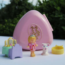 Mini Polly Pocket POLLY´S BIG NIGHT OUT Ringcase - 100% complete Bluebird