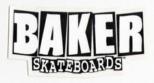 BAKER Skateboard Sticker Decal Skateboard OG LOGO 2.5in x 4in