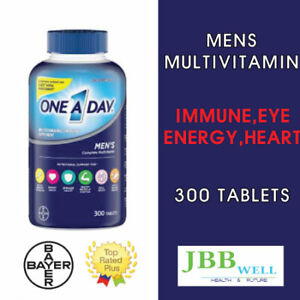 One A Day Men's Complete Multivitamin Tablets - 300 Count Exp. 04/23