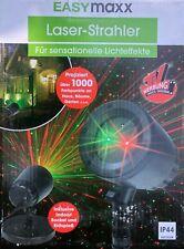 EASYMAXX Laser-Strahler für sensationelle Lichteffekte