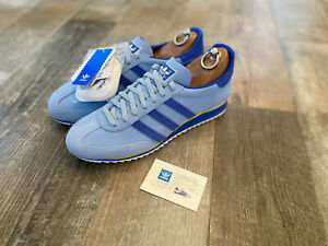 EXTREMELY RARE 2009 ADIDAS JEANS MK1 BNIB TAGGED IN OG BOX ORIGINAL 70s COLOURS