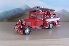 MATCHBOX/YESTERYEAR 1932 FORD AA FIRE ENGINE YFE06