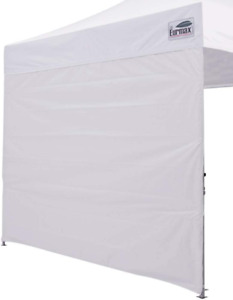 Eurmax Instant SunWall for 10x10 Pop up Canopy, Canopy Walls 10x10,Outdoor Insta