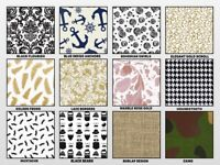"CLASSIC Print Gift Tissue Paper Sheets 15"" x 20"" Choose Print & Pack Amount"