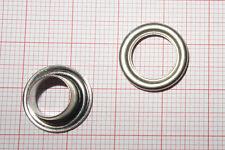 150-200 Ringöse 1 HB   . für  Ösenstanze Schlageisen  . Messing Nickel