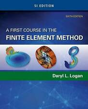 A First Course in the Finite Element Method by Daryl L. Logan (Pbk, 2016) #180