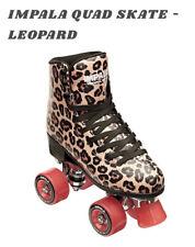 Impala Quad Leopard Sidewalk Roller Skates Women's Size 5 Preorder *Sold Out*
