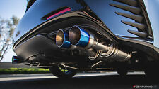 ARK Performance GRiP Catback Exhaust System for 16-On Lexus RC200T F Sport