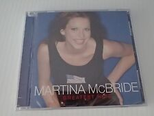 MARTINA MCBRIDE GREATEST HITS 2003 NEW in shrinkwrap Manufactured for BMG Direct