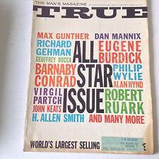 True Magazine Max Gunther Dan Mannix Richard Gehman February 1964 052517nonrh