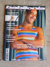 Babilonia mensile gay e lesbico n.218  2003 - Pier Luigi Tondelli, Ian McKellen