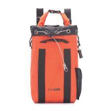 Pacsafe Dry 15L - Orange Anti-theft Waterproof travelsafe