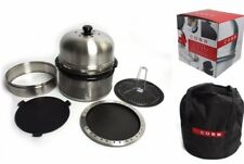 Cobb Premier Kitchen In A Box- Complete Package Deal camping fishing hunting